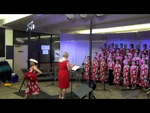 """Hawaii Baptist Academy Eagle Choir: """"Malama i ka Aina"""""""