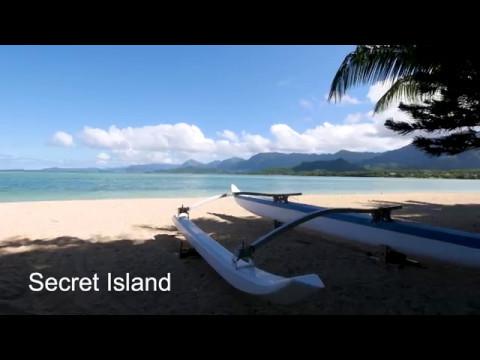 Secret Island At Kualoa