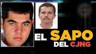 """""""El Sapo"""" segundo al mando del CJNG #Jalisco"""