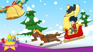 Jingle Bells - Christmas Song for kids - with Lyrics