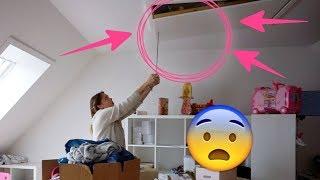 Haben wir einen Geist aufm Dachboden?? 😱