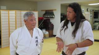 Interview w/ Shorin Ryu Karate Master Seikichi Iha