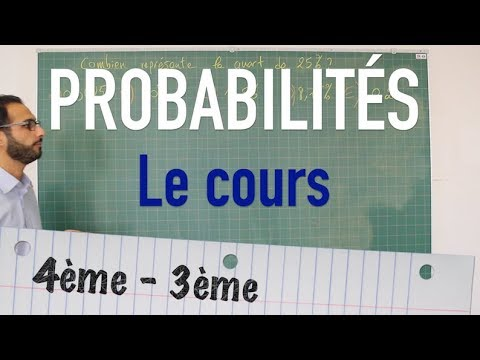 Download Probabilités - Le cours