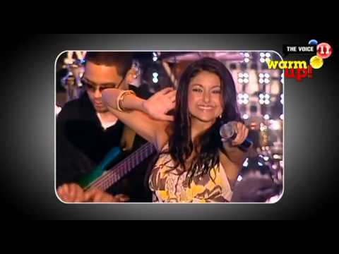 Stacie Orrico- Stuck/More to life  (Live The Voice)
