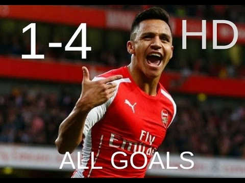 Hull City vs Arsenal 1-3 ALL GOALS HD Hightlights 17/09/2016