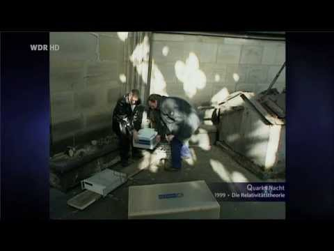 Zeitmessung im Kölner Dom - Lichtgeschwindigkeit