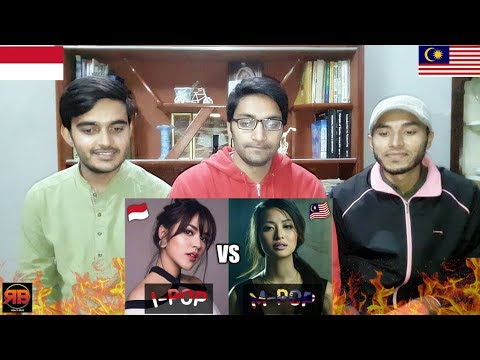 Foreigner Reacts To: I-POP (Indonesia) vs M-POP (Malaysia) | Which your favorite?
