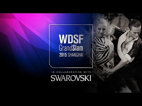 The Walk of Fame | 2015 GS Finals Shanghai  | DanceSport Total