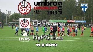 Umbro Espoonlahti Cup 2019 EPS Akatemia valkoinen vs HyPS musta