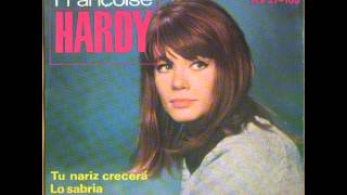 FRANCOISE HARDY - QUI AIME T IL VRAIMENT (Your Mose Is Gonna Grow) - EP VOGUE EPL 8 111