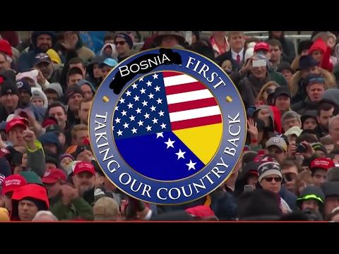 Bosnia first, America second