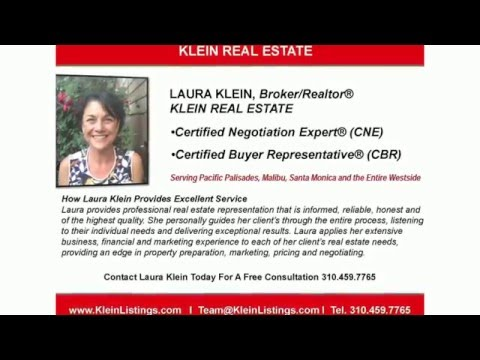Laura Klein Klein Real Estate Pacific Palisades Malibu Santa Monica 1080p
