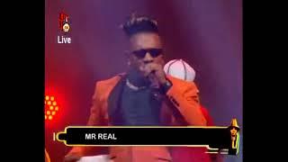 Mr Real - Legbegbe LIVE PERFORMANCE HEADIES 2018