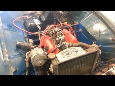 Saab v4 engine problem