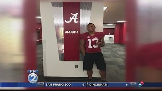 Roll Tide! Tagovailoa commits to University of Alabama