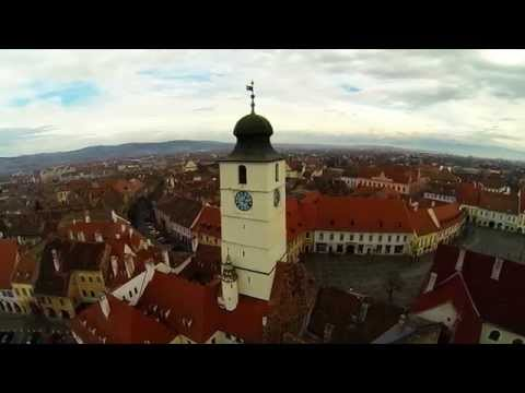 Sibiu... by air