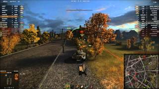 World of Tanks - Patton Tier 9 Medium Tank - Arty Hates Me