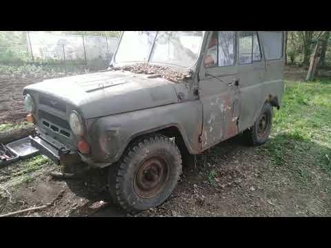 Самоизоляция 9 Мая 👍ремонт УАЗа 469. Часть 2