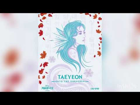 Download 태연 Taeyeon - Into The Unknown Ost Frozen 2 Full Audio Mp4 baru