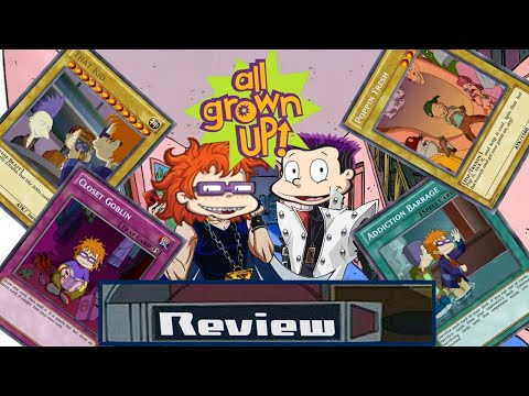 All Grown Up Review: Yu-Gotta-Go