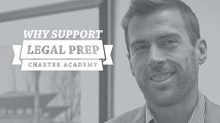 Why Support Legal Prep: Elie Zenner