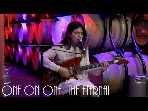 Cellar Sessions: Thayer Sarrano - The Eternal April 8th, 2019 City Winery New York