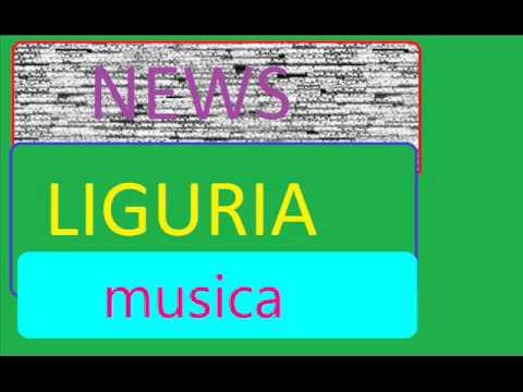 NEWS LIGURIA MUSICA   SIGLA HD LIVE