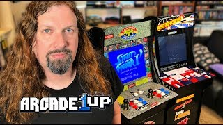 Street Fighter II & Asteroids - Arcade1Up Home Cab Reviews
