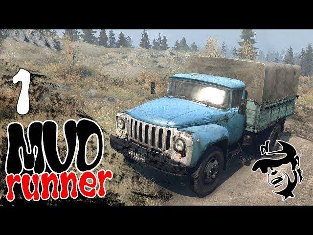 MudRunner (видео)