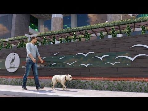 Lumion 8 | Rendering VGA GTX 1080Ti Animation 3D