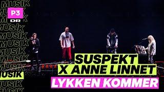 Suspekt, Anne Linnet 'Lykken kommer' | P3 Guld 2020