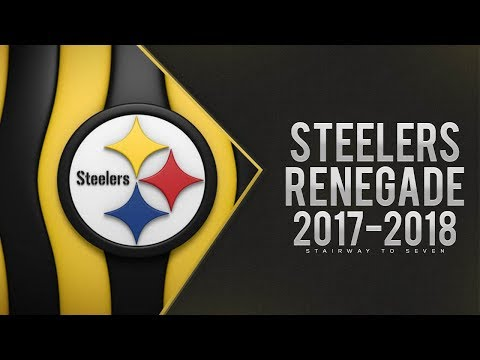 "Pittsburgh Steelers ""Renegade"" 