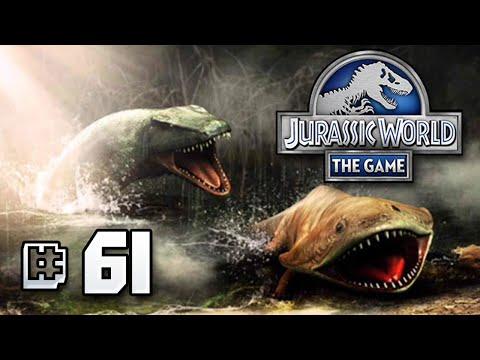 Run Fluffy Run!!    Jurassic World - The Game - Ep 61 HD