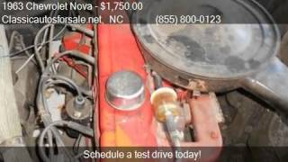 1963 Chevrolet Nova  - for sale in , NC 27603 #VNclassics