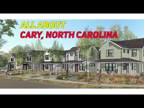 UNBOXING CARY, NC. What It's Like LIVING In CARY, NC