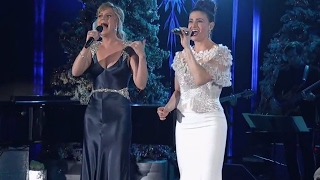 let it go sneak peak   cma country christmas 2014   cma