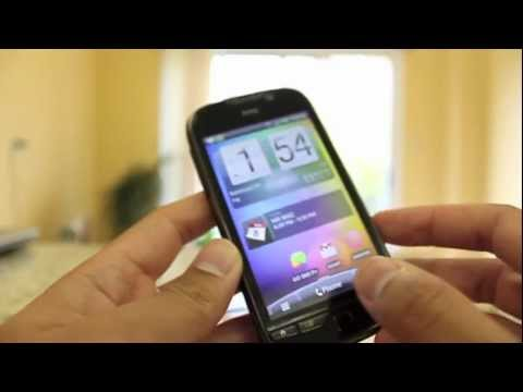 Mobilicity HTC Panache (T-Mobile MyTouch 4G) Review