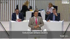SEBASTIAN EHLERS, Babys willkommen heißen, CDU-Fraktion, Landtag MV, 05.09.2019