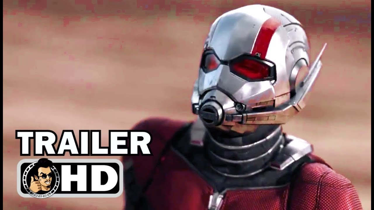 ANT MAN 2  ANT MAN AND THE WASP  Antonio Banderas  Trailer  2018     ANT MAN 2  ANT MAN AND THE WASP  Antonio Banderas  Trailer  2018  Marvel  Superhero Movie HD