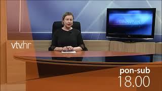 VTV Dnevnik najava 6. ožujka 2019.