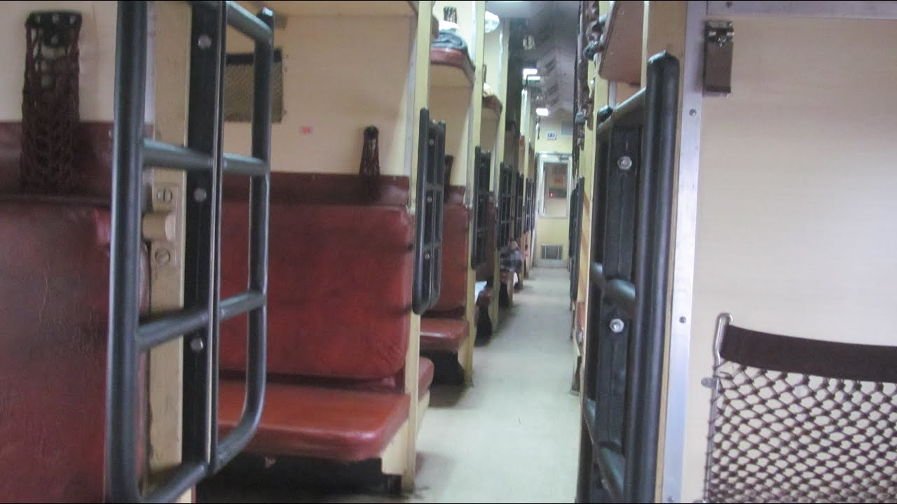Royal Look Third Ac Coach Of Karnataka Sampark Kranti