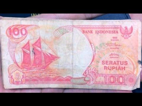Kolektor Tawar dengan Harga Segini, Bila Anda Punya Uang Kertas Rp 100 Seperti Ini!