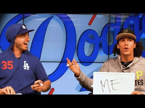 The Newlybros Game! Cody Bellinger And Cole Tucker Show How Much They Know Each Other