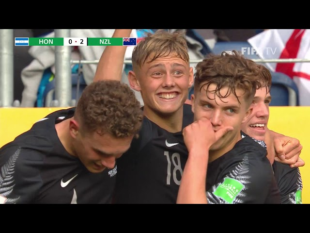MATCH HIGHLIGHTS - Honduras v New Zealand - FIFA U-20 World Cup Poland 2019