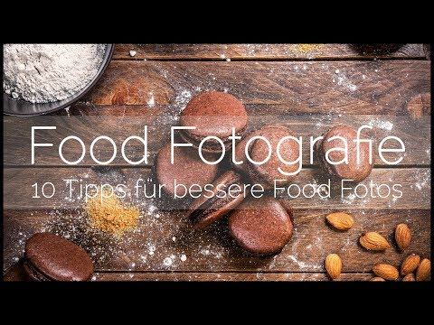 10 Tipps for better Food Photography