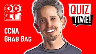 🔴 CCNA Grab Bag - Are you ready for the CCNA Exam ❔