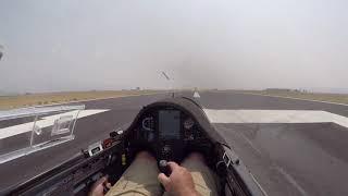 Sky Too Smokey to Fly a Glider?
