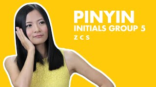 Learn Chinese Pinyin Practice Chinese Pinyin Lesson 05 |  Pinyin Initials J Q X