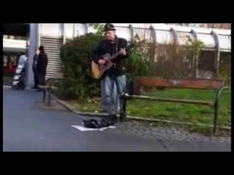 Street Musik Reumannpl. Vienna