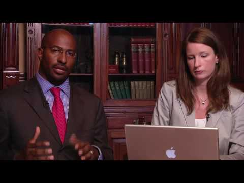 Building a Clean Energy Economy: Van Jones Takes Your Questi